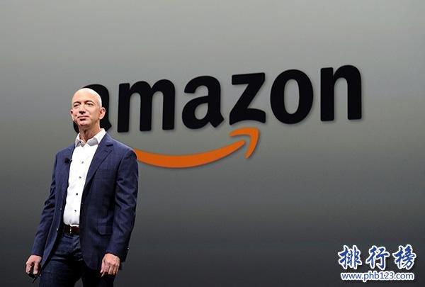 世界首富排行榜2018:杰夫·贝佐斯身价998亿美元居首(实时更新)