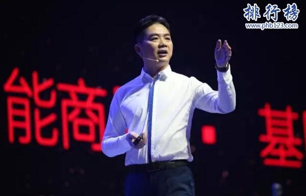 刘强东身价多少亿2018 刘强东身价在中国排名第13(707.7亿元)