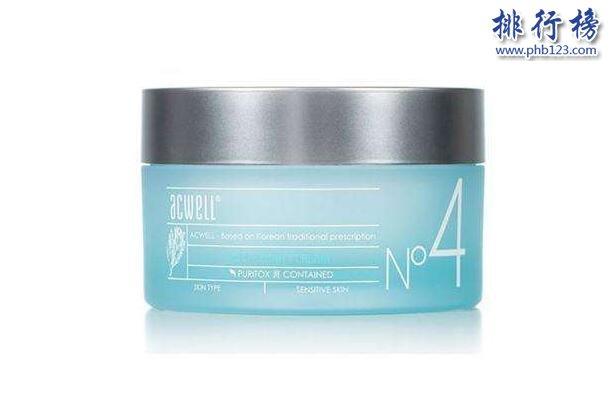 韩国什么牌子面霜补水?2018韩国保湿面霜品牌排行榜