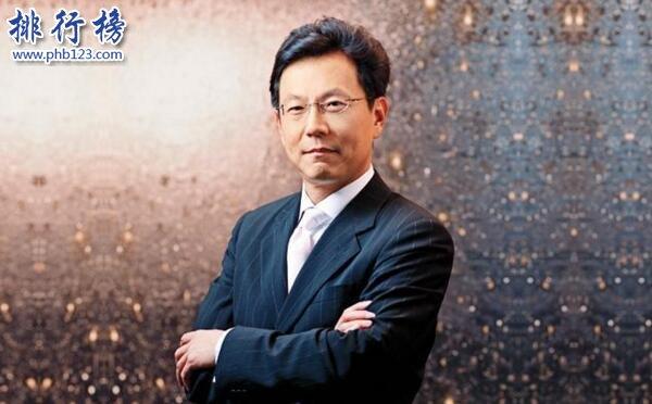 中国台湾首富排行榜2018:蔡明忠家族92亿美元卫冕(附完整榜单)