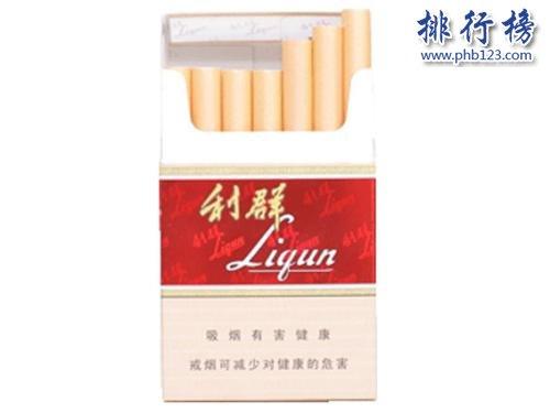 2018利群香烟价格表图 利群香烟种类及价格(含38种)