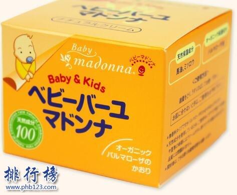 日本最有名的儿童面霜有哪些?2018年日本儿童面霜排行榜十强