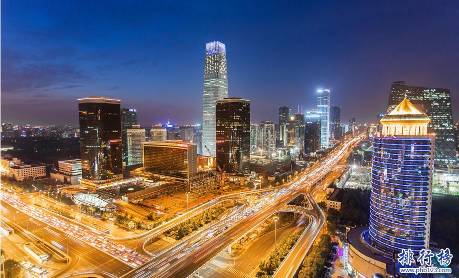 中国一线城市名单 2018一二三线城市排名