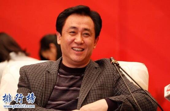 2017中国首富十大排行最新 中国十大首富2018名单