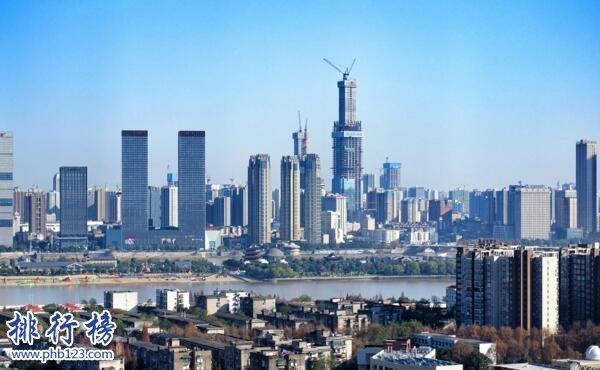 湖南城市排名2018 湖南各市GDP排名2018