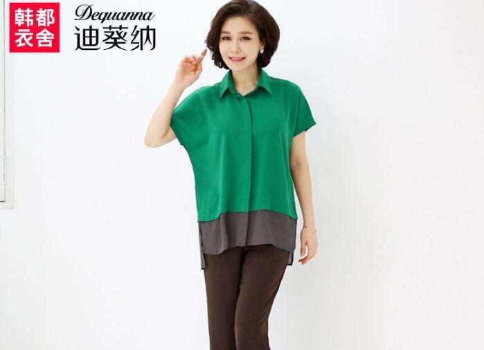 中国有哪些中老年服装品牌?中老年服装品牌排行