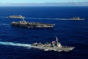 世界军费排名2018:美国6220亿元美元为中国3倍