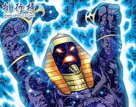 漫威宇宙最强top.10:宇宙五大神仅第9,第一就是个涂改液