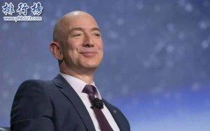2018世界首富是谁第一:杰夫·贝索斯1048亿 问鼎世界首富