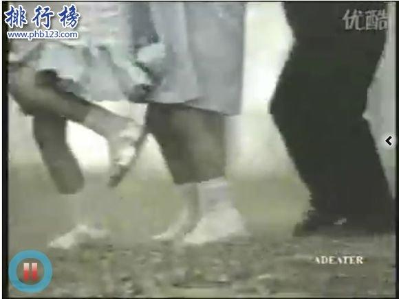 香港93年广九铁路广告闹鬼事件真相图解 7个孩子8张脸(附视频)