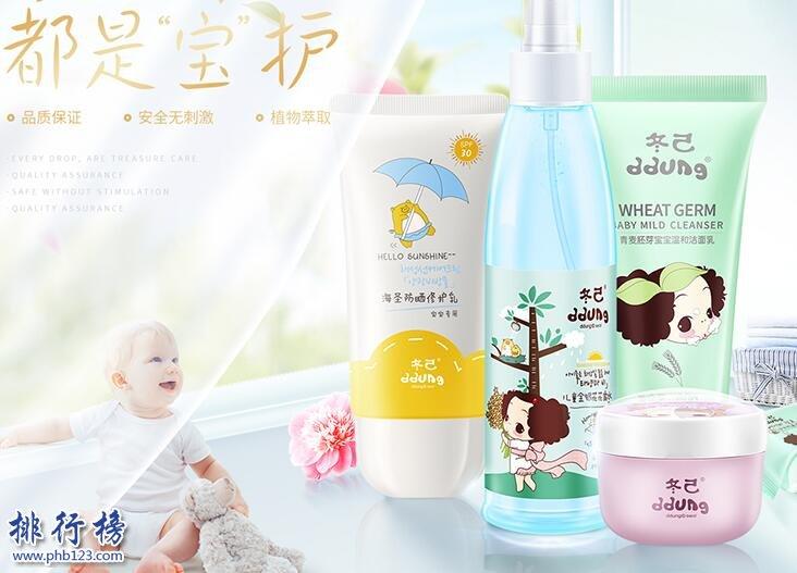 韩国儿童护肤品什么牌子好 韩国儿童护肤品牌排行榜