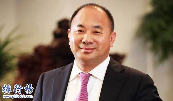广东十大富豪排行榜2018:坐拥中国男女首富,5人身价超千亿