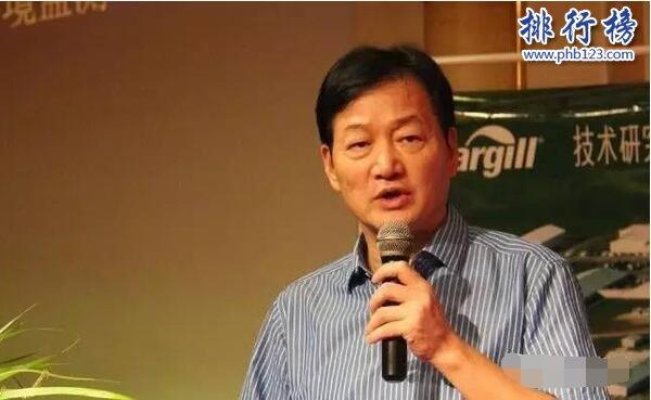 河南十大富豪排行榜2018 秦英林255亿当选河南首富