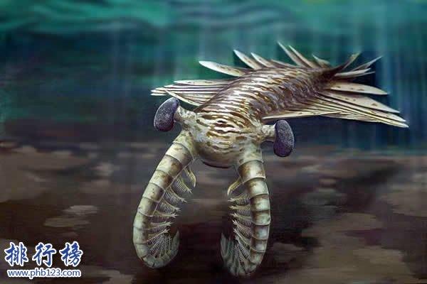 史前海洋三大霸主:这种巨兽居然是蜥蜴进化而来