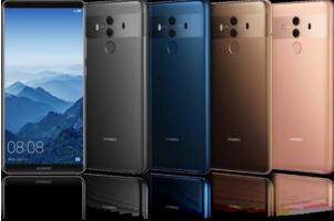 2017中国手机销量排行榜:华为1.02亿台夺冠,苹果险胜小米