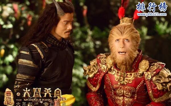 中国耗资最大的电影排行榜 长城10亿打造史诗巨制狂亏6亿
