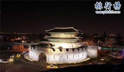 韩国十大城市排名:韩国最大的城市首尔釜山第二