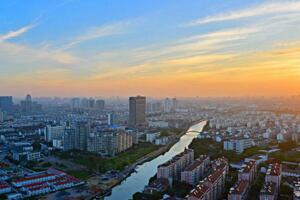 2017江苏各市GDP排名:苏州南京无锡3城GDP超万亿(附完整榜单)