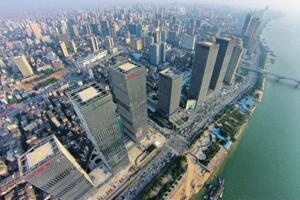 2017湖南省各市GDP排行榜:长沙1.05万亿居首,占全省GDP30.5%