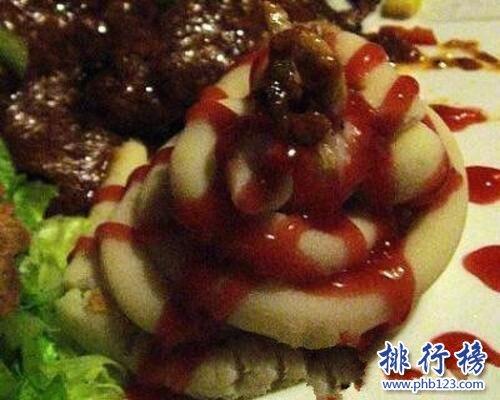 日本最贵的菜是什么菜:少女拉的屎(人民币50万元一餐)