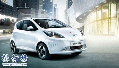 2018新能源汽车排行榜:比亚迪e6排名第一