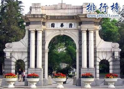2018中國大學排名top100:清華大學位居第一