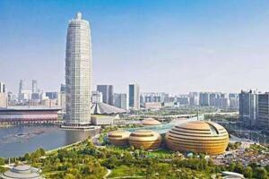 2017河南各市GDP排行榜:郑州首破8000亿,洛阳增速达8.7%