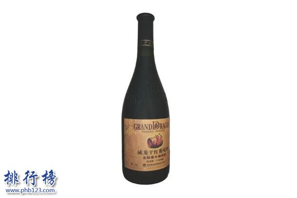 中国十大红酒品牌排行 中国红酒排名及价格表