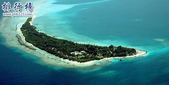 马尔代夫一价全包岛排名:丽莉岛六星岛屿排第一