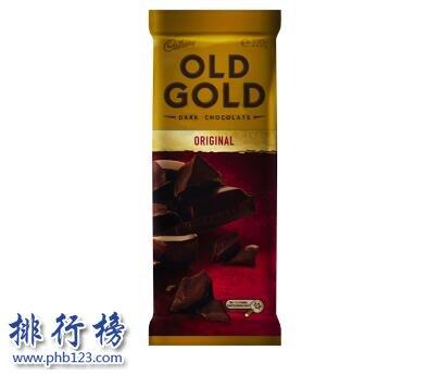 100%纯黑巧克力有哪些?100纯黑巧克力品牌排行榜