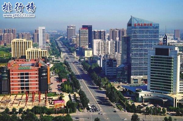 2017河北各市GDP排行榜:唐山超7000亿,衡水紧追张家口