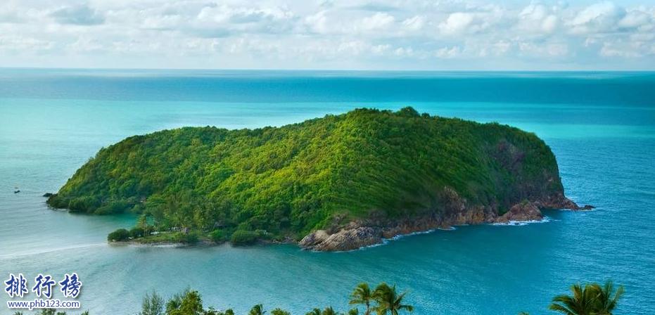 中国20大岛屿面积排名:中国台湾岛36193平方公里排名第一