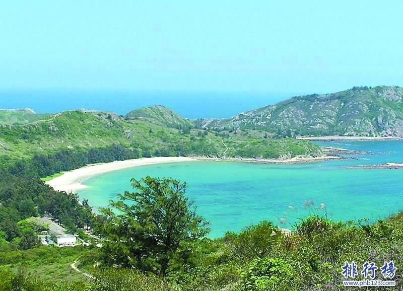 中国20大岛屿面积排名:台湾岛36193平方公里排名第一