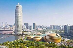 2017郑州各区县GDP排行榜:金水区1203亿居首,航空港实验区增速14%