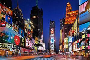 美国十大最繁华城市排行榜:洛杉矶上榜,第七历史悠久