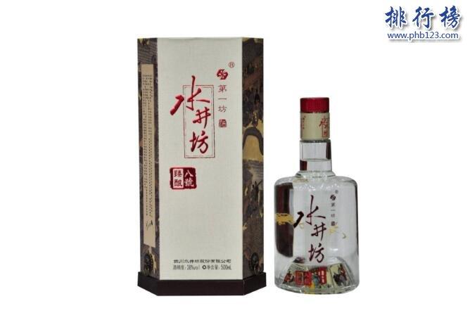 【2018白酒排行榜及价格表】中国十大名酒价格表
