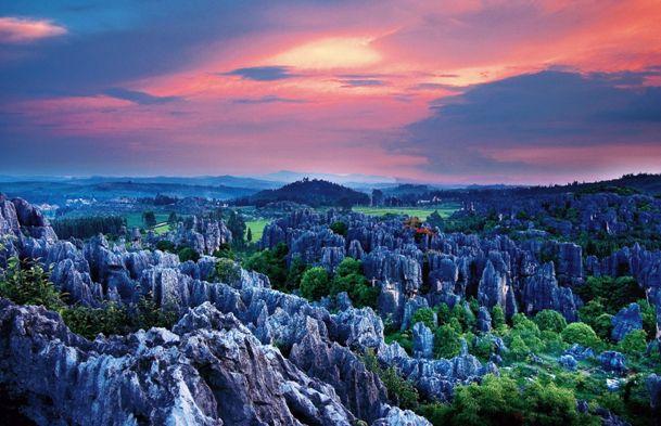 云南旅游必去景点排行榜 云南旅游不可不去的地方