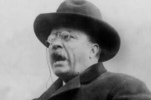 美国最年轻的总统:西奥多.罗斯福(上任时年仅42岁)