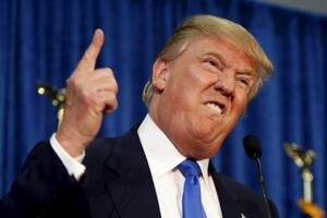 美国年龄最大的总统:唐纳德·特朗普(就职时70岁)