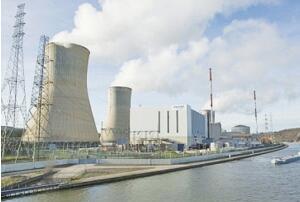 世界核电站最多的国家:美国(104座核电站占全球总数的25%)