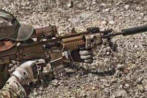 美媒评五种最厉害的枪械:中国经典95式步枪排名最后