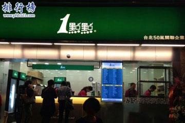 奶茶十大排行,中国奶茶品牌排行榜哪家好?
