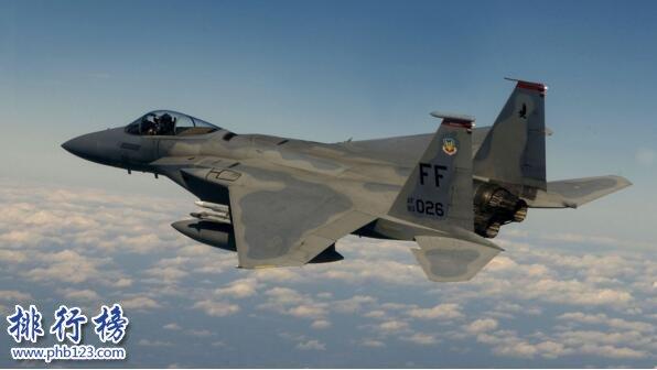 美国最先进的战斗机排行榜 F-22性能无敌制霸空中