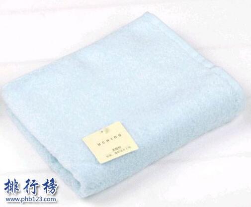 什么牌子的毛巾质量最好?毛巾十大品牌排行榜