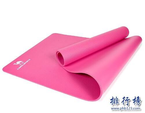 瑜珈垫子哪个牌子好?瑜珈垫子十大品牌排行榜