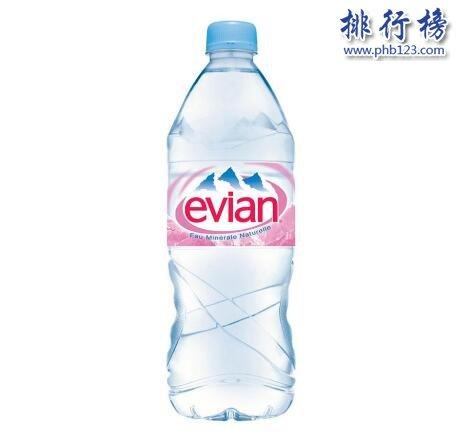 什么牌子的矿泉水最好?矿泉水十大品牌排行榜
