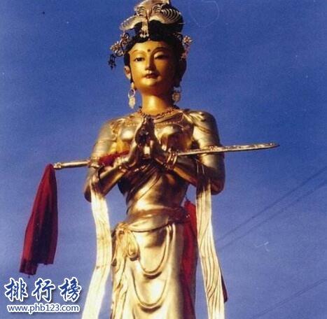 九天玄女天界排名:中国版雅典娜(与伏羲有情被女娲罚)