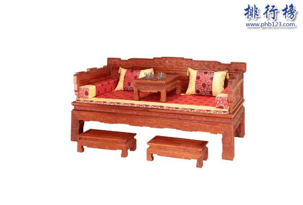红木家具哪个牌子好 红木家具十大品牌排行榜