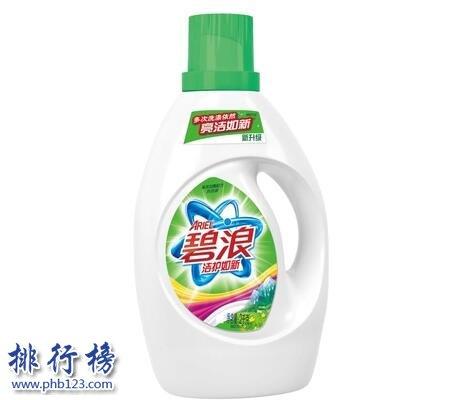 洗衣液哪个牌子好?洗衣液十大品牌排行榜
