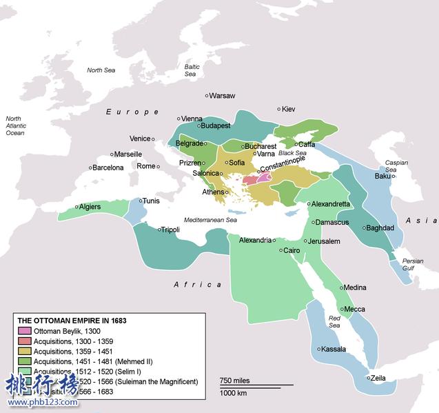 古代世界十大帝国:蒙古帝国仅第四,清朝GDP占全球32.9%